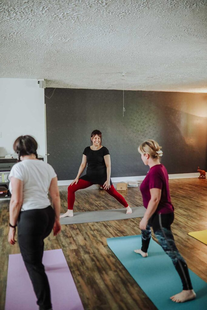 Yoga - Quartier Centre - SDCRN